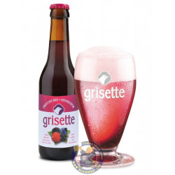 Buy-Achat-Purchase - Grisette Fruit des Bois 3,5° - 1/4L - Geuze Lambic Fruits -