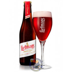 Buy-Achat-Purchase - Liefmans Cuvée Brut 6° - 33cl - Geuze Lambic Fruits -