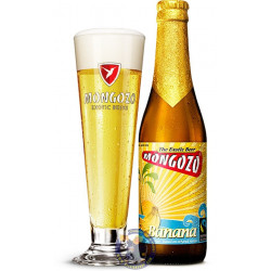 Buy-Achat-Purchase - Mongozo Banana 4,5° 1/3L - Geuze Lambic Fruits -