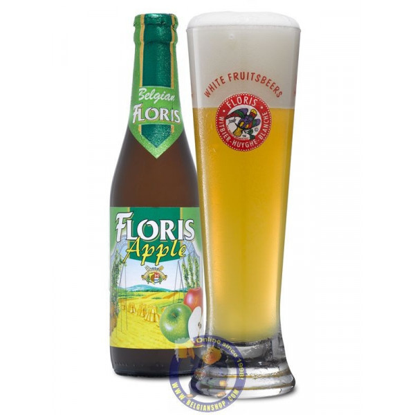 Floris Appel 3.5° - 1/3L - Geuze Lambic Fruits -