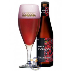 Anker Boscoulis 3,5° - 1/3L - Geuze Lambic Fruits -