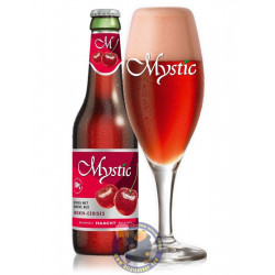 Mystic Kriek 3,5° - 1/4L - Geuze Lambic Fruits -
