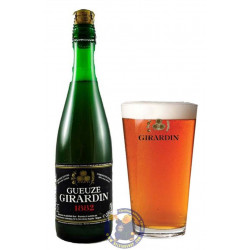Girardin Gueuze Black Label 5° - 37cl - Geuze Lambic Fruits -