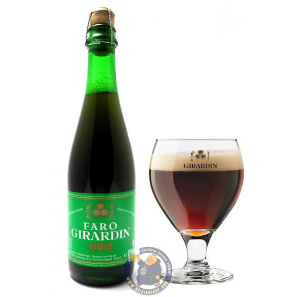 Buy-Achat-Purchase - Girardin Faro 5° - 37,5cl - Geuze Lambic Fruits -