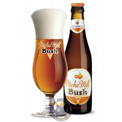 Buy-Achat-Purchase - Bush Peche-Mel 8.5° -1/3L - Geuze Lambic Fruits -