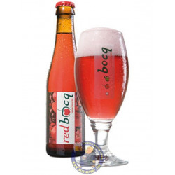 Buy-Achat-Purchase - Red Bocq 3,1° - 1/4L - Geuze Lambic Fruits -