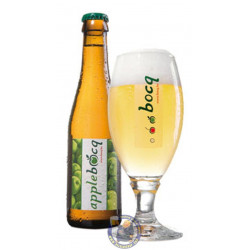 Appel Bocq 3,1° - 1/4L - Geuze Lambic Fruits -