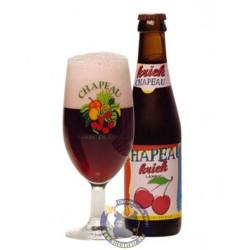 Chapeau Kriek De Troch 4.5°-1/4L - Geuze Lambic Fruits -