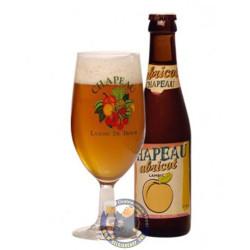 Chapeau Abricot De Troch 3°-1/4L - Geuze Lambic Fruits -