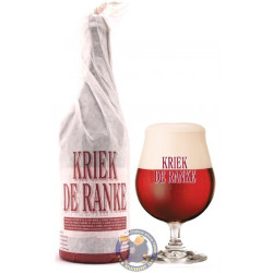 De Ranke Kriek 7°-3/4L - Geuze Lambic Fruits -