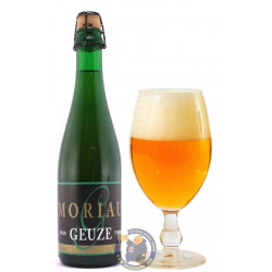 Buy-Achat-Purchase - Moriau Oude Gueuze 7° - 37,5Cl  - Geuze Lambic Fruits -