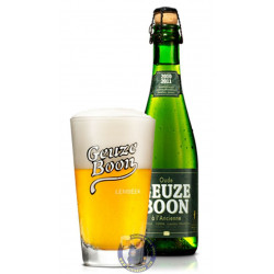 Boon Oude Gueuze 6°-37.5Cl - Geuze Lambic Fruits -