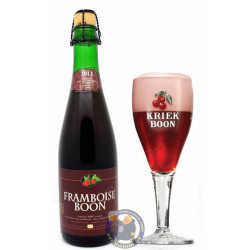 Boon Framboise 5°C - 37,5 Cl - Geuze Lambic Fruits -