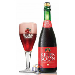 Boon Kriek 6,5° - 37,5cl - Geuze Lambic Fruits -