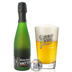 Buy-Achat-Purchase - Boon Oude Geuze VAT 77 8° - 37,5clL - Geuze Lambic Fruits -