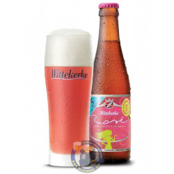 Buy-Achat-Purchase - Wittekerke Rosé 4.3°-1/4L  - Geuze Lambic Fruits -