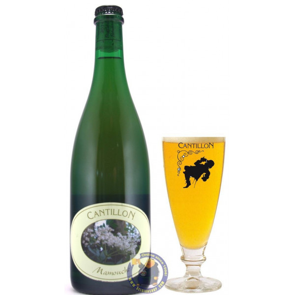 Buy-Achat-Purchase - Cantillon Mamouche Cuvée 5° - 3/4L - Geuze Lambic Fruits -