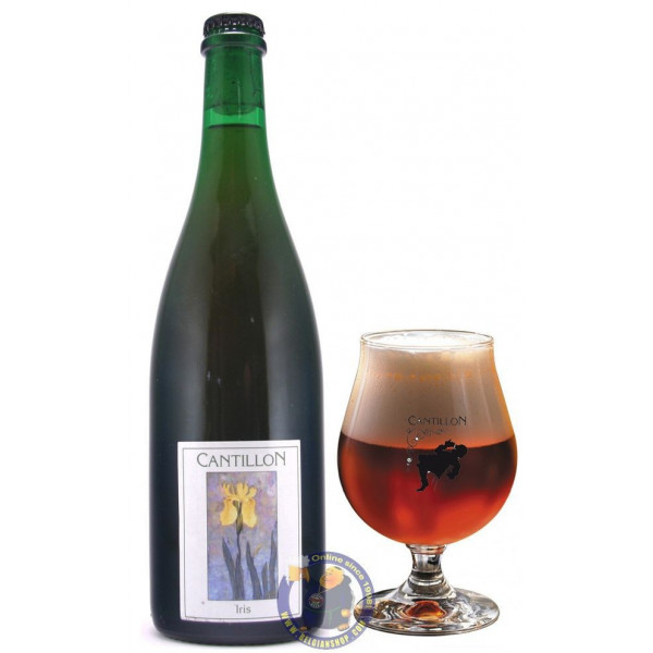 Buy-Achat-Purchase - Cantillon Iris 5° - 3/4L- V - Geuze Lambic Fruits -