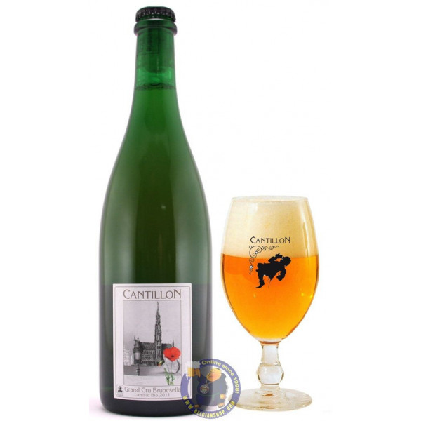 Buy-Achat-Purchase - Cantillon Grand Cru Bruocsella 5° - 3/4L - V - Geuze Lambic Fruits -