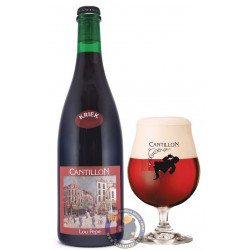 Buy-Achat-Purchase - Cantillon Lou Pepe Kriek 5°-3/4L - V - Geuze Lambic Fruits -