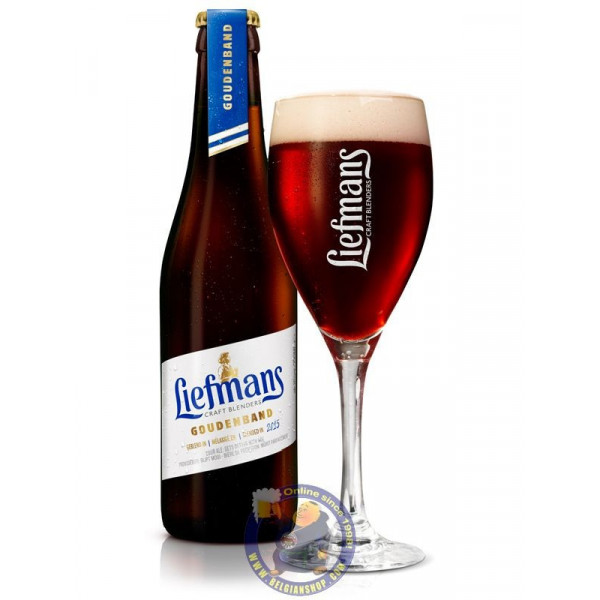Buy-Achat-Purchase - Liefmans Goudenband 8° - 1/3L - Flanders Red -