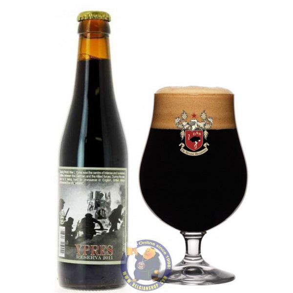 Buy-Achat-Purchase - Struise YPRES 7°-1/3L  - Flanders Red -