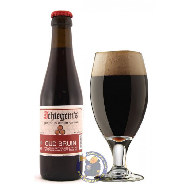 Buy-Achat-Purchase - Ichtegems Oud Bruin 5,5° - 1/4L - Flanders Red -