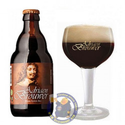 Buy-Achat-Purchase - Adriaen Brouwer 5° - 1/3L - Flanders Red -
