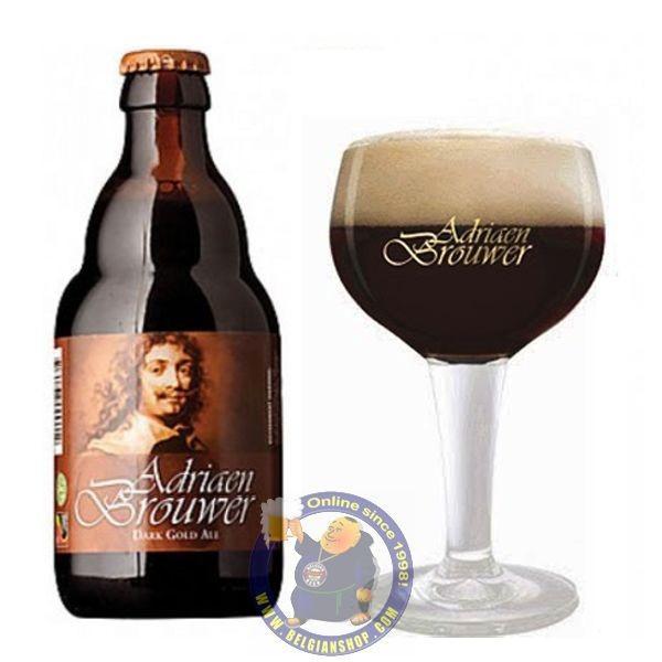 Buy-Achat-Purchase - Adriaen Brouwer 5° - 1/3L - Flanders Red -