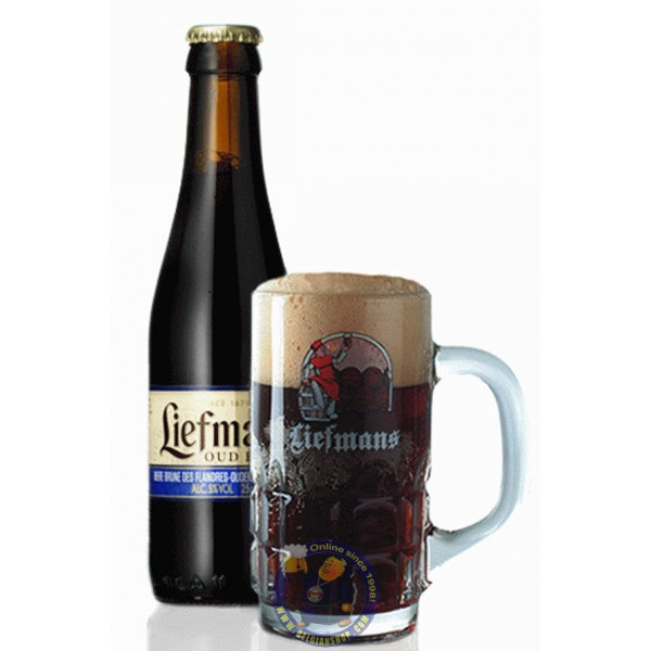 Buy-Achat-Purchase - Liefmans Oud Bruin 5° - 1/4L - Flanders Red -