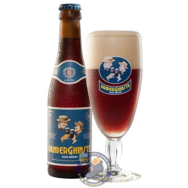 Buy-Achat-Purchase - VanderGhinste Oud Bruin 5.5° - 1/4L - Flanders Red -