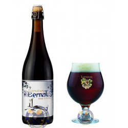 Buy-Achat-Purchase - Les 3 Fourquets Lupulus Hibernatus 9° -3/4L - Christmas Beers -