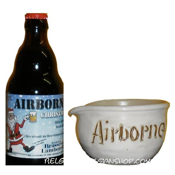 Buy-Achat-Purchase - Bastogne Airborne Christmas 8° - Christmas Beers -