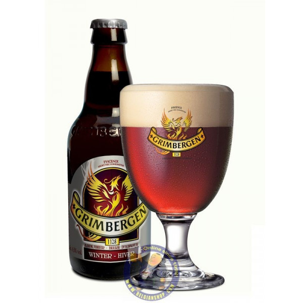 Buy-Achat-Purchase - Grimbergen Winter - Hiver 6.5° - 1/3L - Abbey beers -