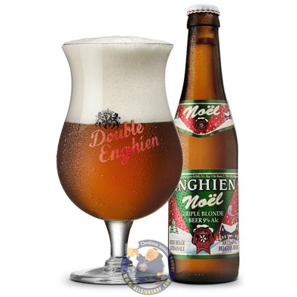 Buy-Achat-Purchase - Enghien Noel 9° - 1/3L - Christmas Beers -