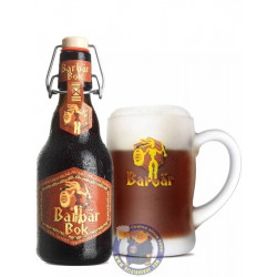 Barbar Bok 8°C - 33cl - Christmas Beers -