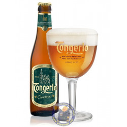 Tongerlo Christmas 33Cl - 8°C - Christmas Beers -