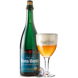 Buy-Achat-Purchase - Avec Les Bons Voeux 9.5° - 3/4L - Christmas Beers -