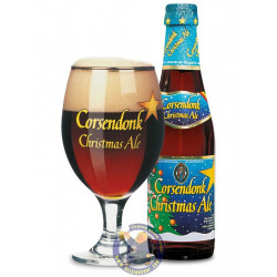Buy-Achat-Purchase - Corsendonk Xmas 8.5° - 1/4L - Christmas Beers -
