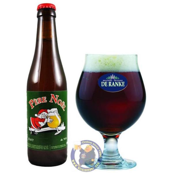 Buy-Achat-Purchase - De Ranke Pere Noel 7° - 1/3L - Christmas Beers -