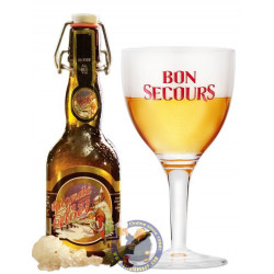 Buy-Achat-Purchase - Bon Secours Noël 10° - 1/3L - Christmas Beers -