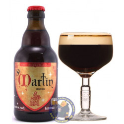 Buy-Achat-Purchase - Abbaye St Martin Cuvée de Noel 8,5° - 1/3L - Abbey beers -