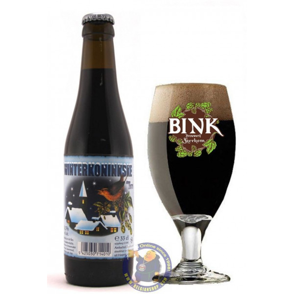 Buy-Achat-Purchase - Bink Winterkoninkske 8,3° - 1/3L - Special beers -