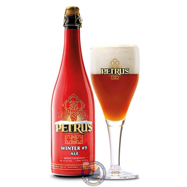 Buy-Achat-Purchase - Petrus Winter 6,5° - 1/3L  - Christmas Beers -