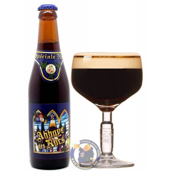 Buy-Achat-Purchase - Abbaye des Rocs XMAS 9° -1/3L - Abbey beers -