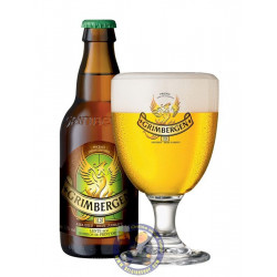 Grimbergen de Printemps 7.7° -1/3L - Abbey beers -