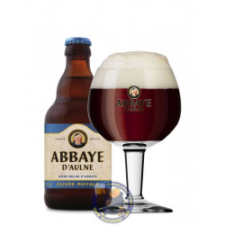 Buy-Achat-Purchase - Abbaye d'Aulne Cuvée Royale 9° - 1/3L - Abbey beers -