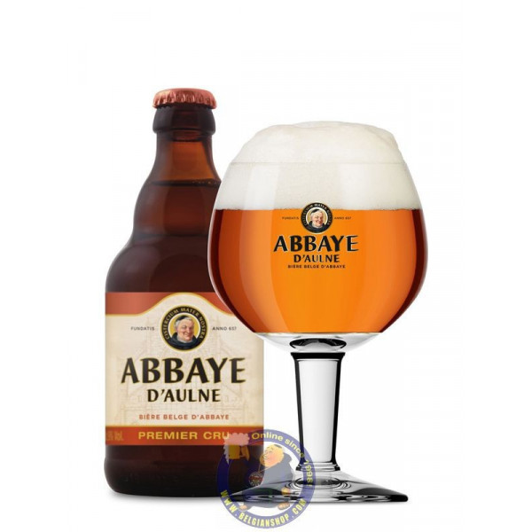 Abbaye d'Aulne Premier Cru 9° - 1/3L - Abbey beers -