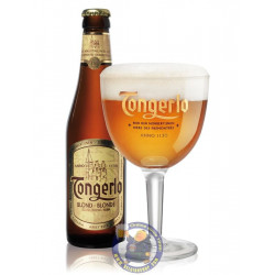 Buy-Achat-Purchase - Tongerlo Blond 6° - 1/3L - Abbey beers -