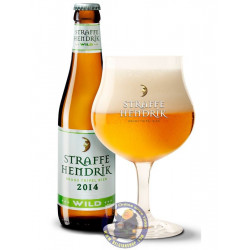 Buy-Achat-Purchase - Straffe Hendrik Wild 9° - 1/3L - Abbey beers -